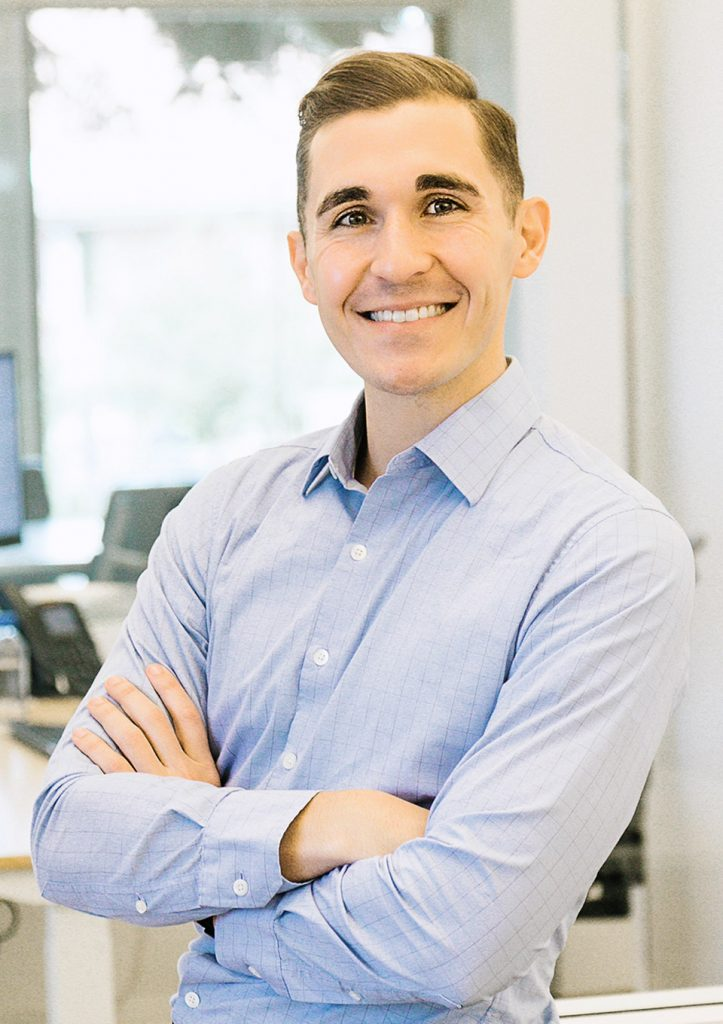 Kyle Robertson - Principal